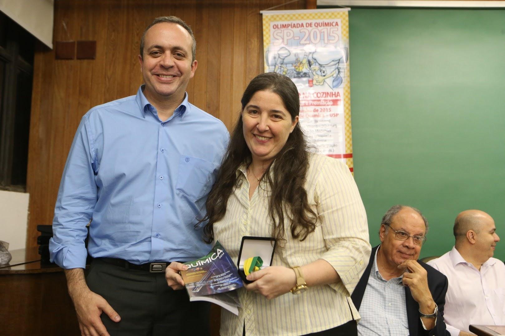 Prof. Hamilton Varela, Assessor de Gabinete da Pró-Reitoria de Pesquisa