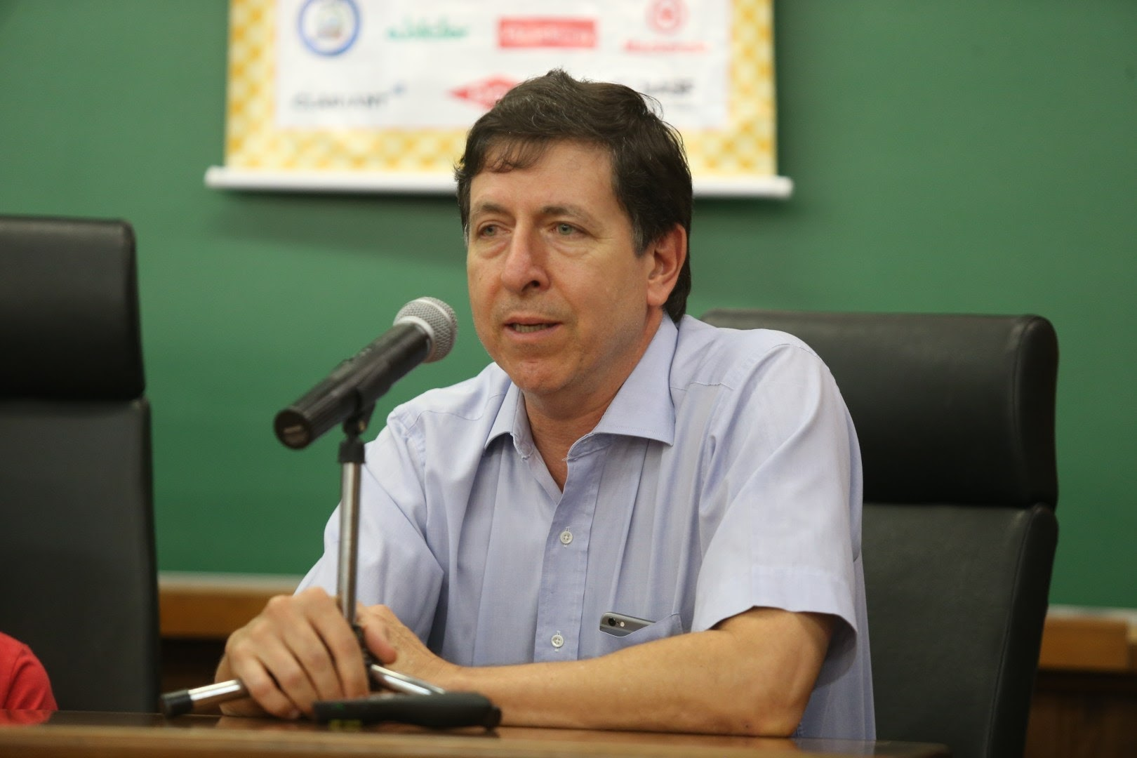 Prof. José Eduardo Krieger, Pró-Reitor de Pesquisa